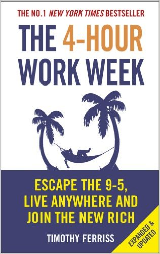 The 4-Hour Workweek Book Front Cover HD Image Harkuchh