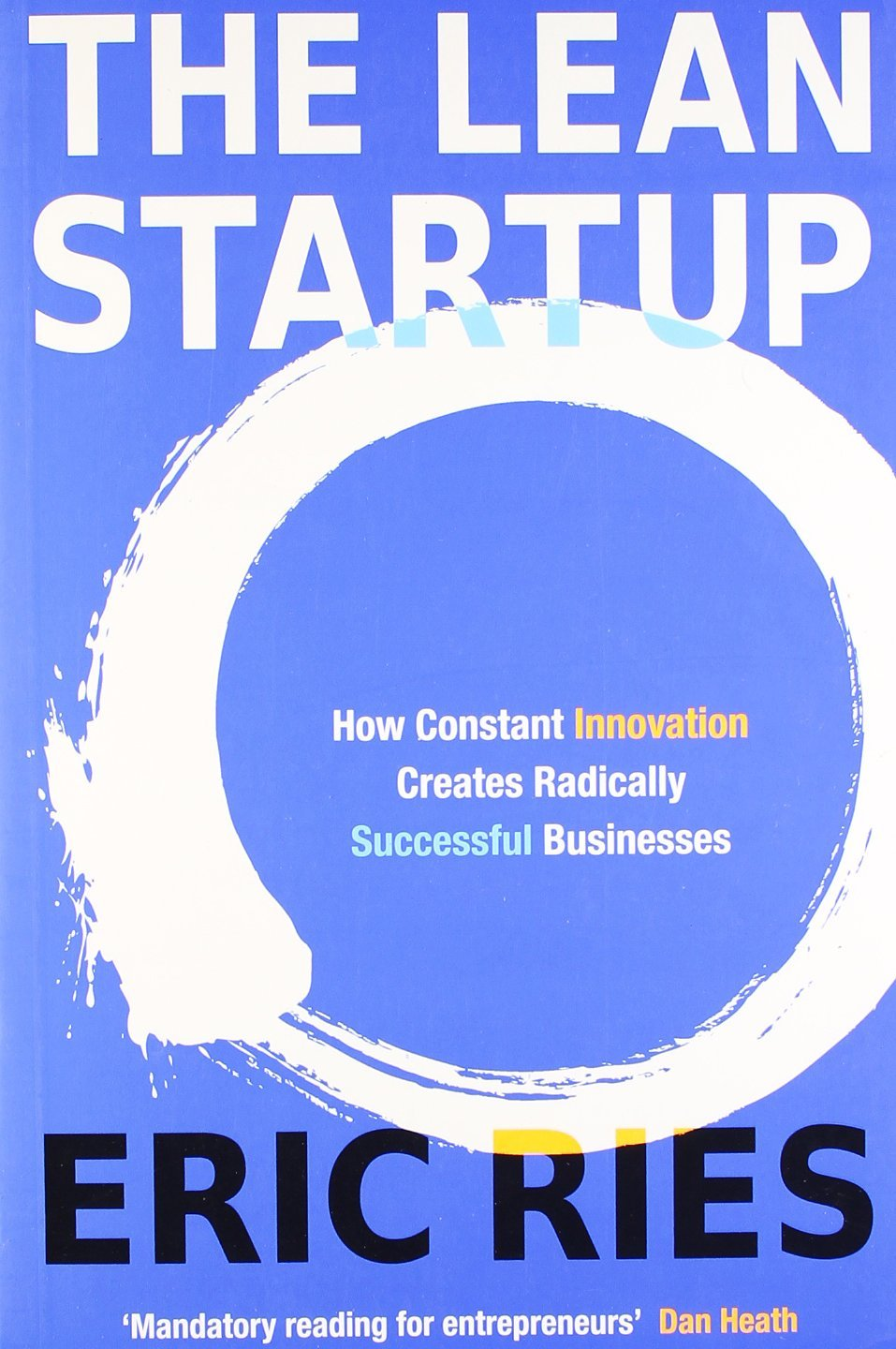 The Lean StartUp Eric Ries Front Cover HD Image Harkuchh