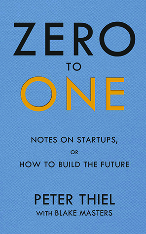Zero to One Book by Peter Thiel Front Cover HD Image Harkuchh